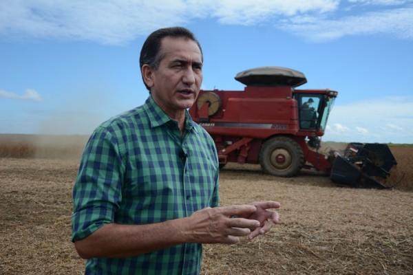 Governador reafirma compromisso com agricultura de escala do Amapá