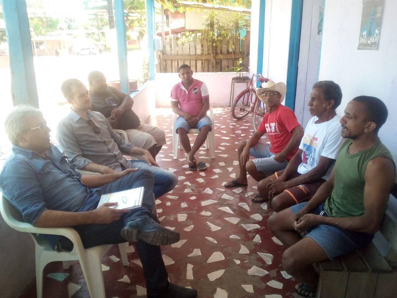 SENAR-AP ofertará curso sobre o manejo de açaí para a comunidade de Mazagão Velho