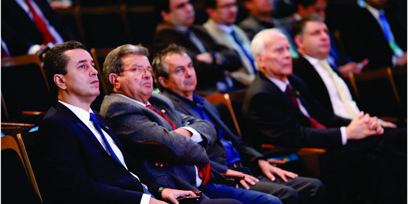 Presidente Iraçu Colares participa do 4º Seminário Nacional do Projeto Campo Futuro