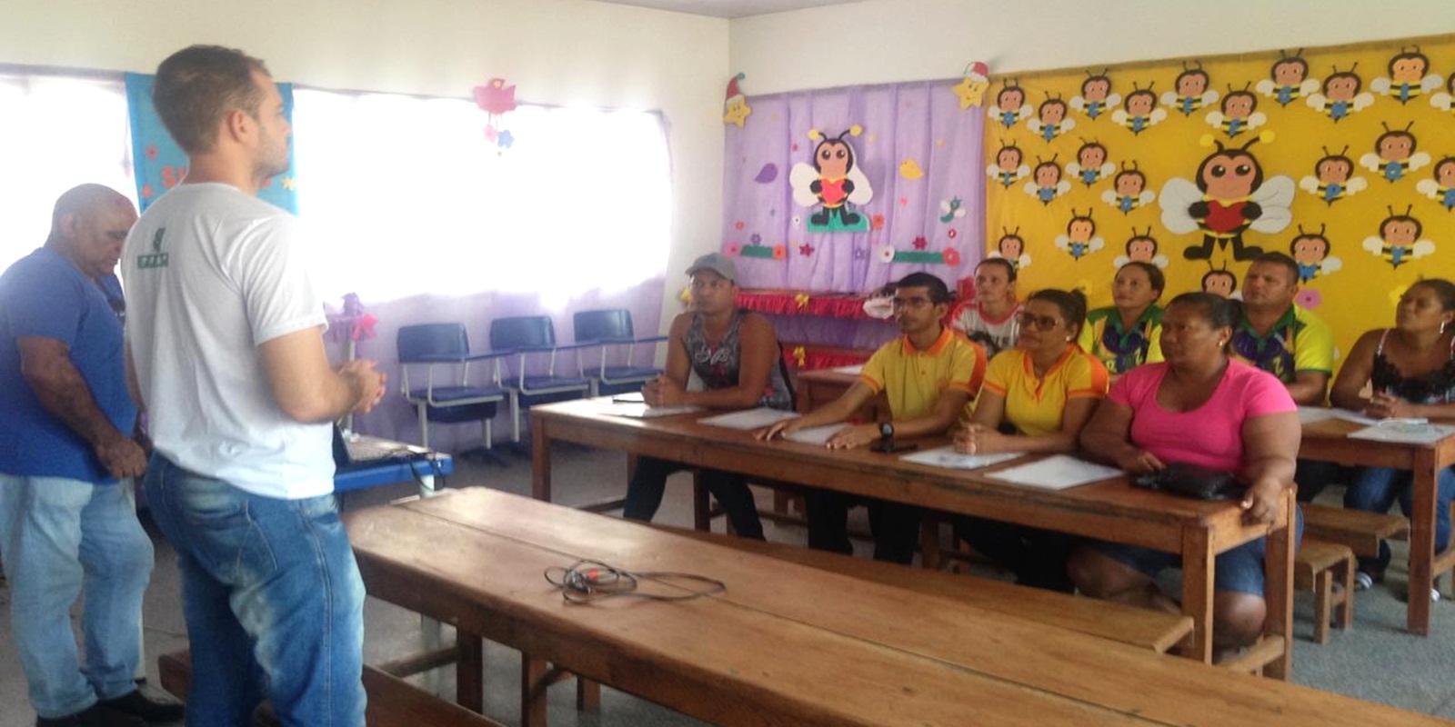 Quatro cursos do SENAR/AP serão ofertados a trabalhadores rurais na 27ª Agropesc 2018 no município de Amapá