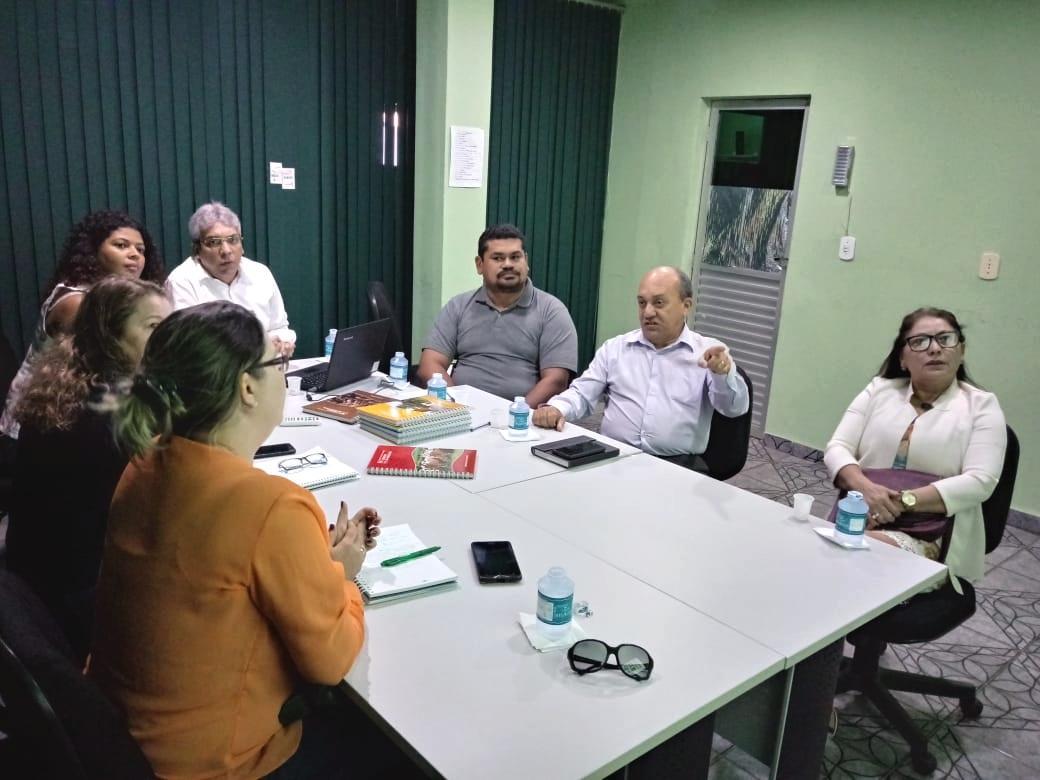 SENAR/AP apresenta o Programa de Assistência Técnica e Gerencial para técnicos do SEBRAE Amapá