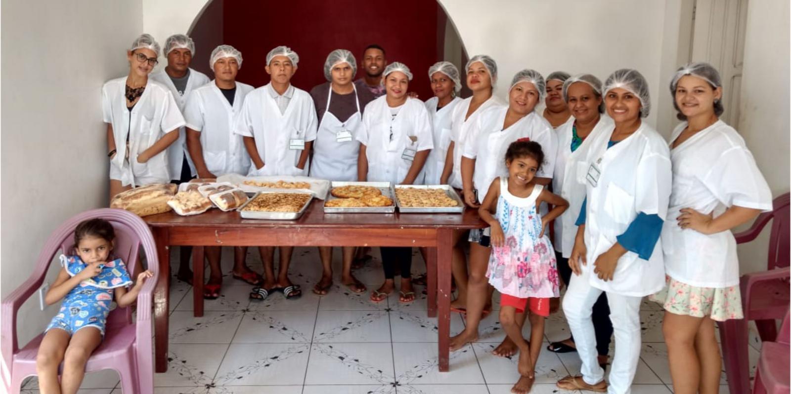 Capacitações do SENAR-AP são ofertados aos moradores do município de Santana e área rural de Macapá