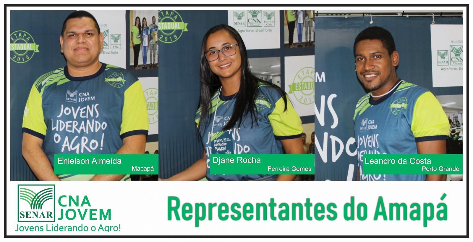 Representantes do Amapá participam do último encontro da etapa estadual do Programa CNA Jovem no Estado do Pará