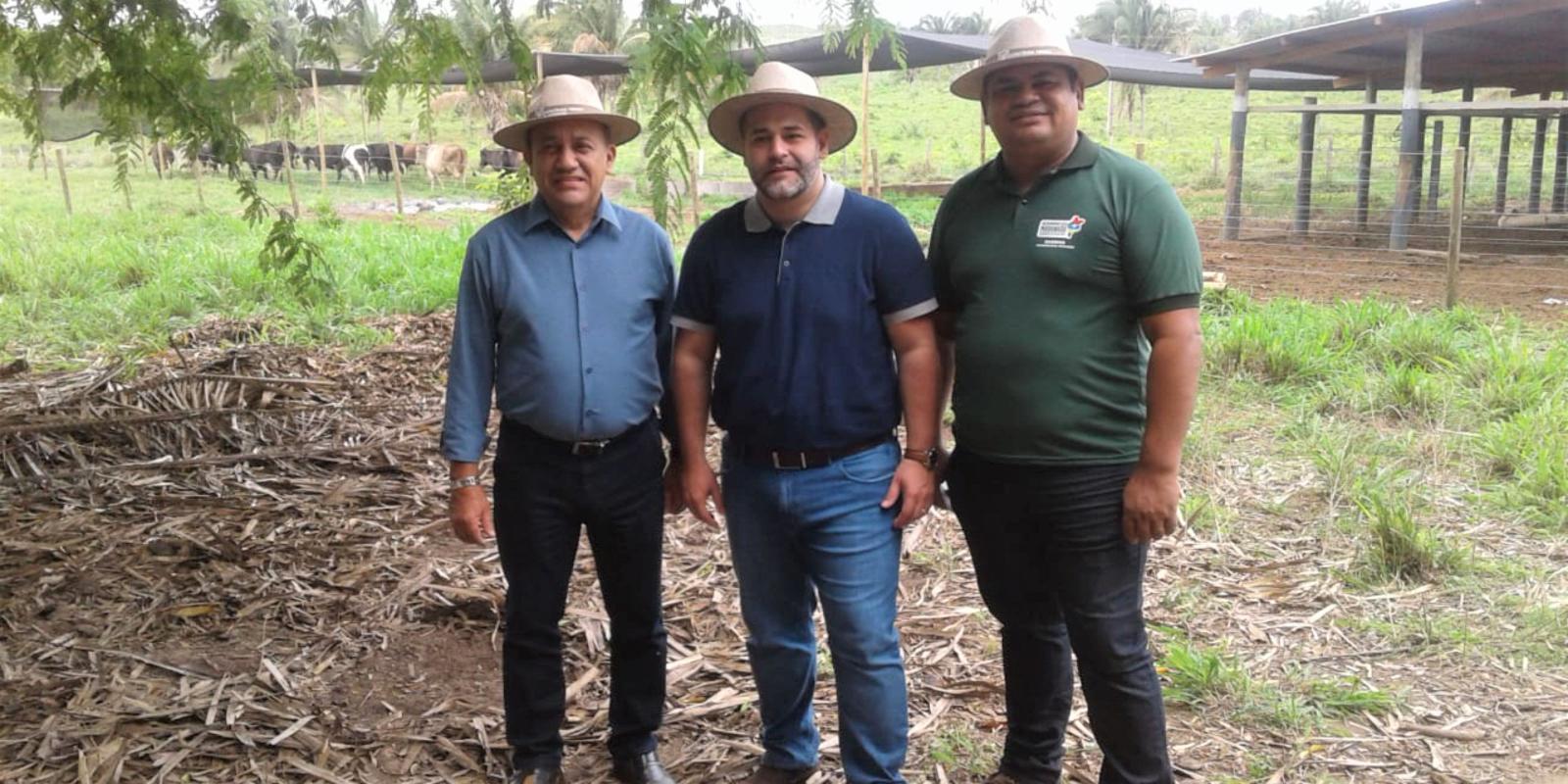 SENAR-AP participa da primeira missão técnica no Estado do Maranhão