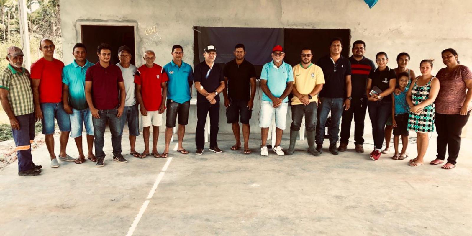 Programa de Assistência Técnica e Gerencial do SENAR-AP é apresentado aos produtores rurais de Porto Grande