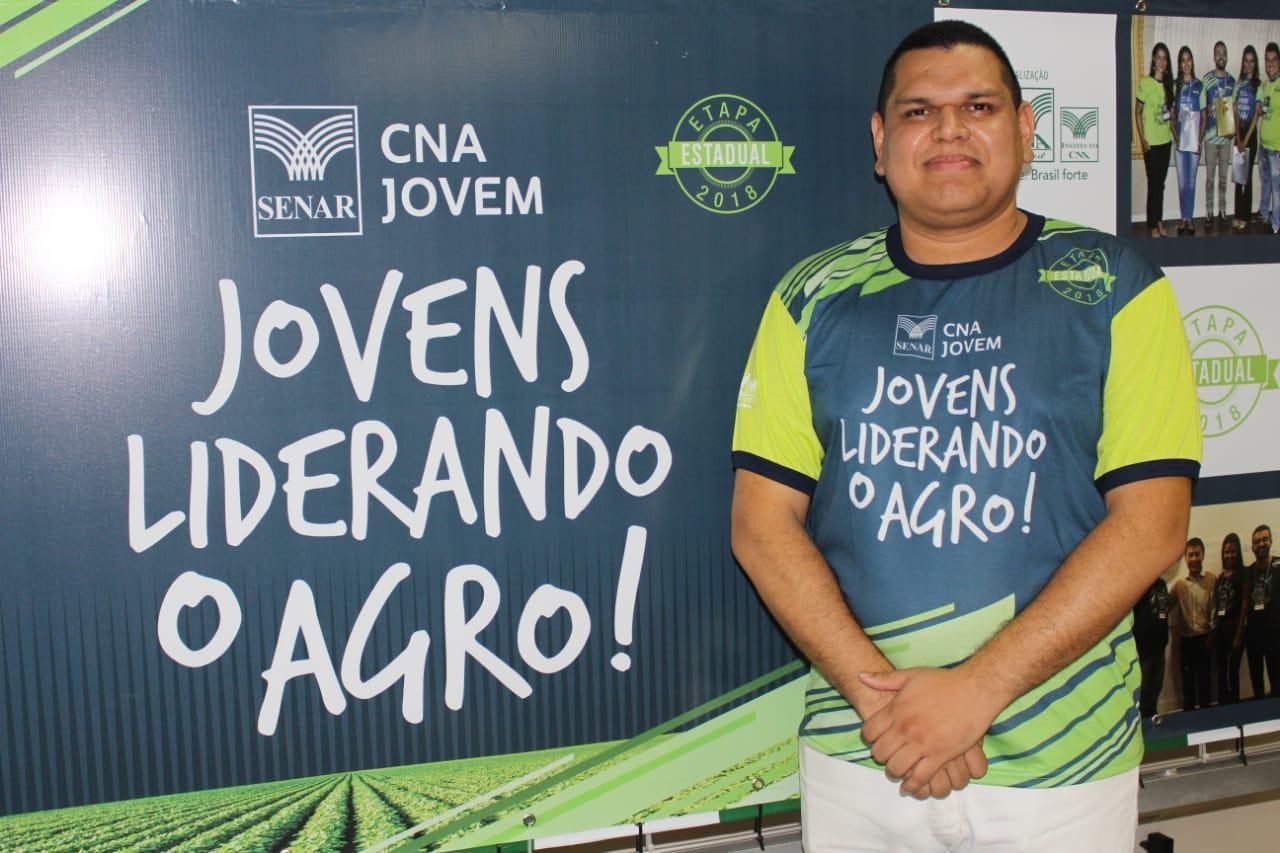 Representante do Amapá no Programa CNA Jovem alcança a 5ª posição no ranking nacional