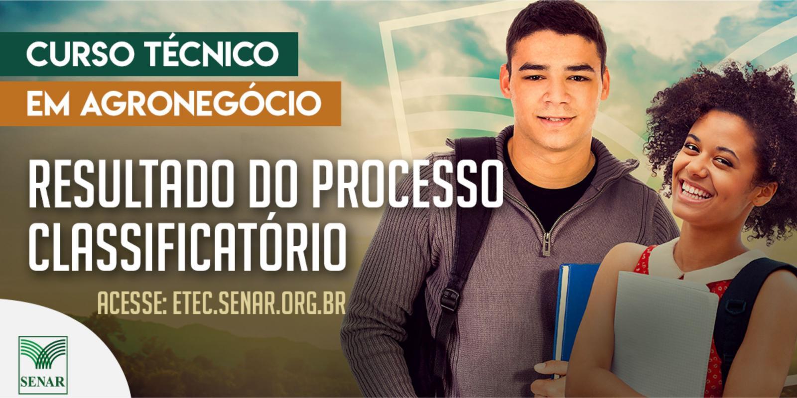 SENAR-AP divulga lista preliminar de selecionados para as vagas do curso técnico em Agronegócio