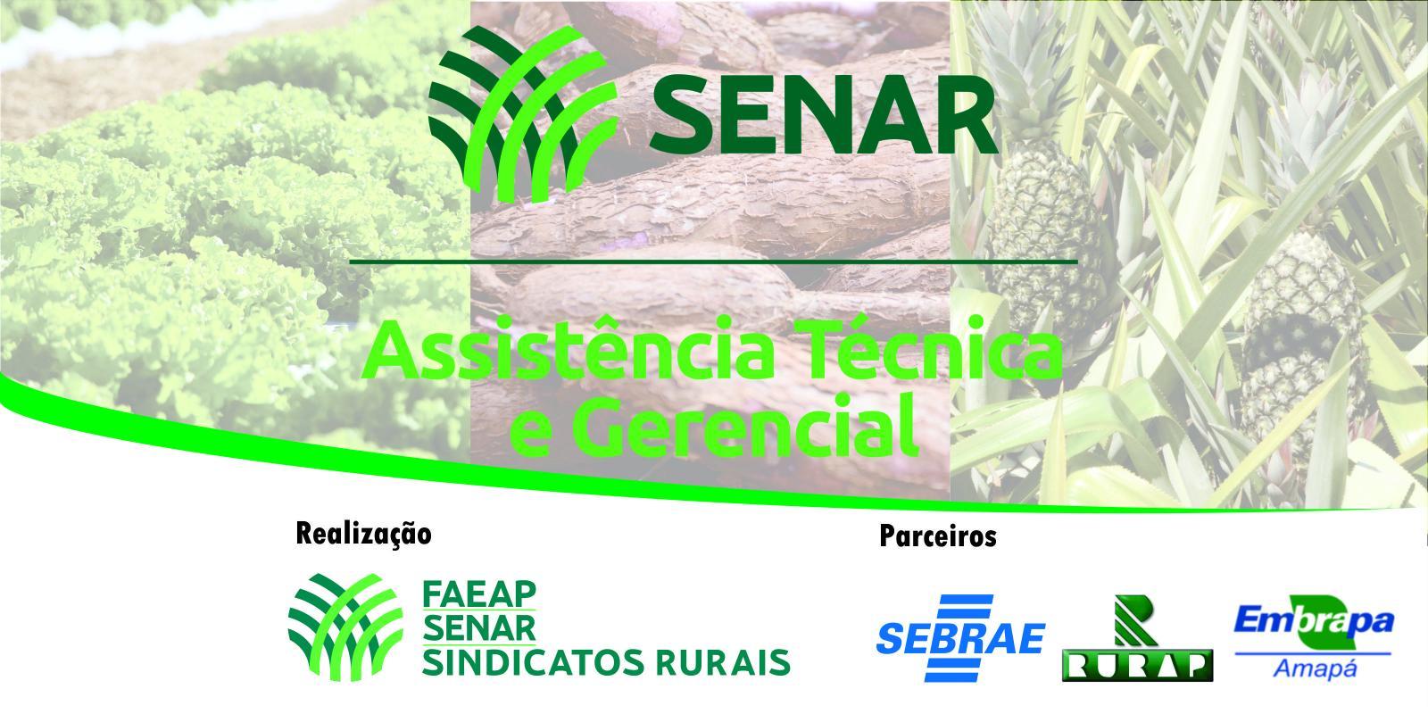 Assistência Técnica e Gerencial do SENAR-AP atenderá 125 propriedades rurais no Amapá