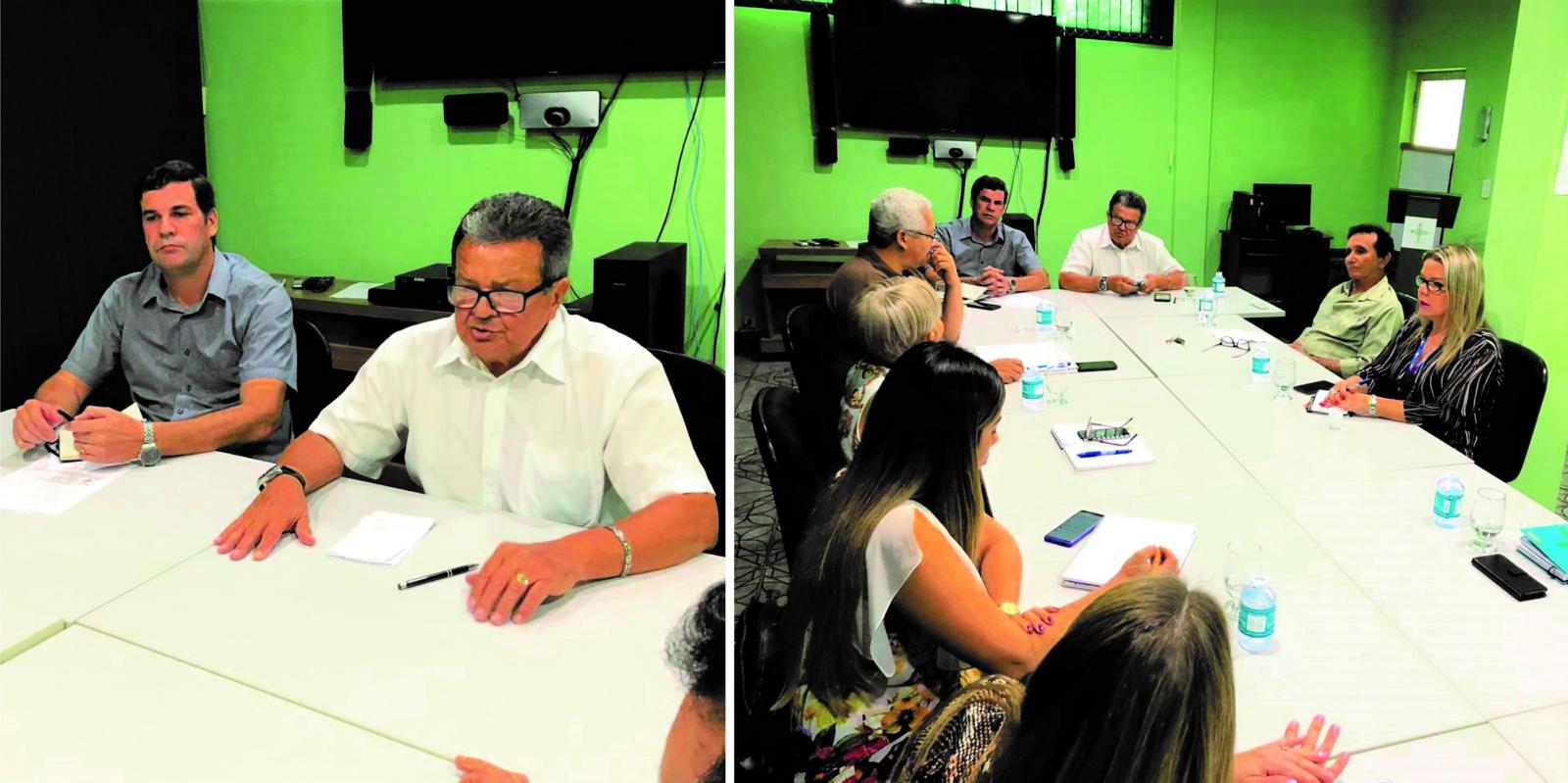 Entidades articulam apoio institucional para a realização de programa voltado a pecuária leiteira no Amapá