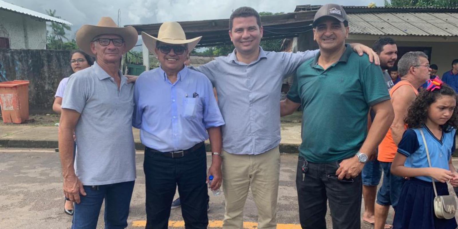 Presidente participa de programação dedicada ao Dia de Cabralzinho, 15 de maio