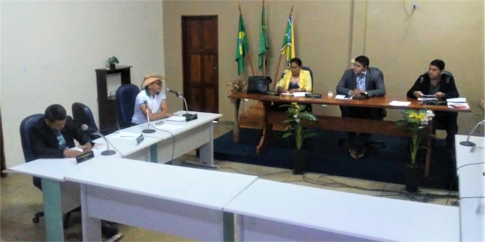 Presidente do Sindicato Rural de Itaubal expõe Plano de Ação 2019 para os vereadores do município